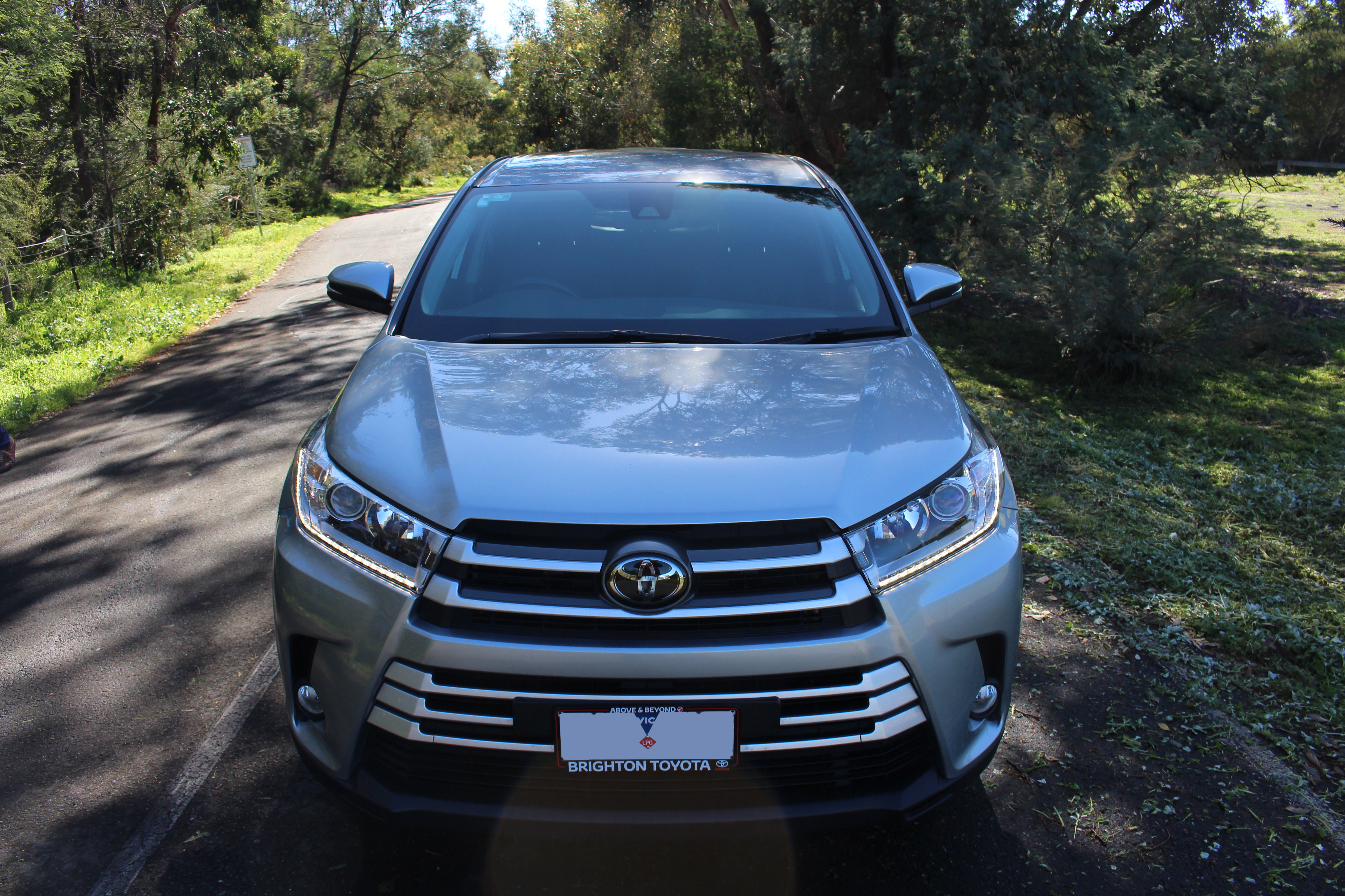 Toyota Kluger on LPG with Prins VSI-2.0 DI LPG system (MPI and DI in one) for Australian Taxi fleets now available